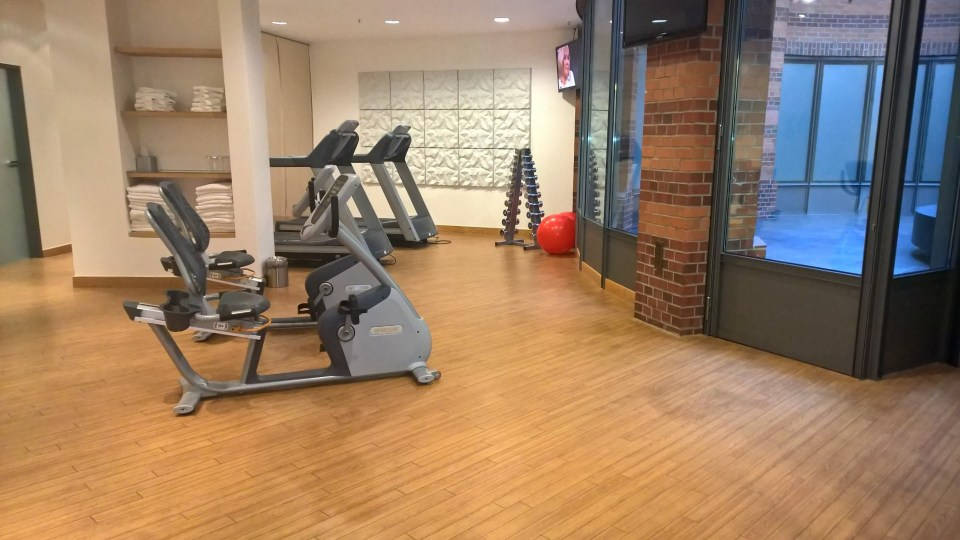 Swissôtel Bremen Gym