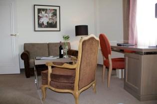 Hotel am Schlossgarten Stuttgart Deluxe Room