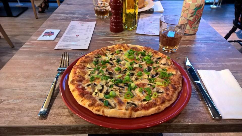 a-ja Bad Saarow Pizza