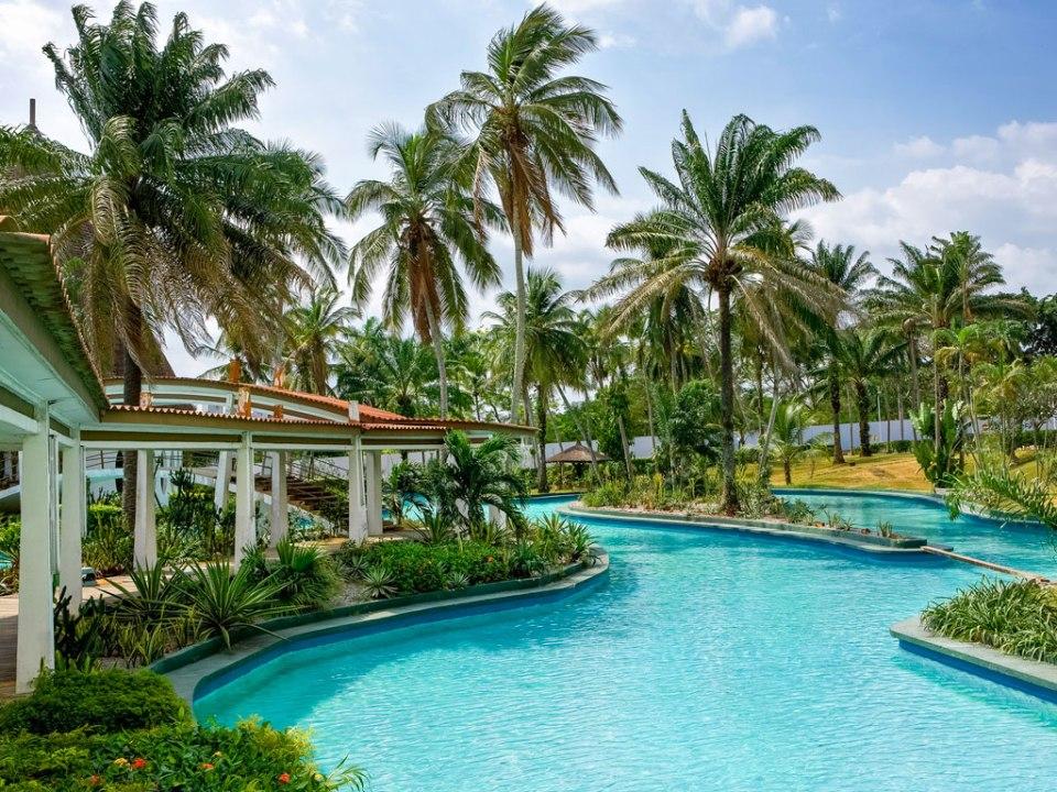 Sofitel Abidjan Pool