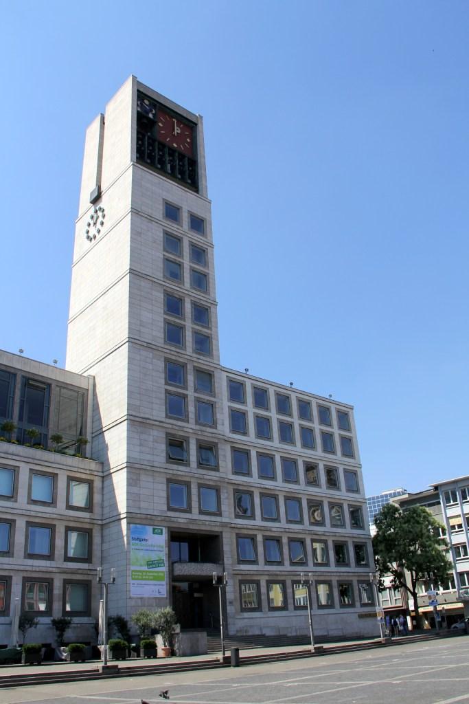Town Hall Stuttgart