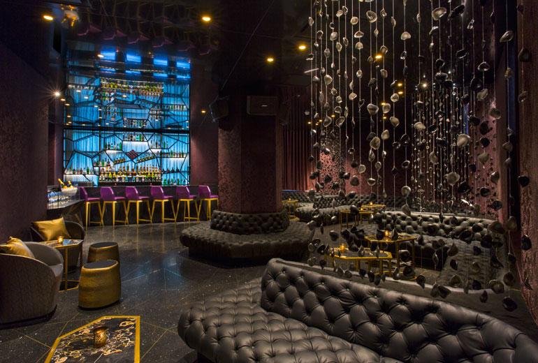 W Bogota Auroom Bar