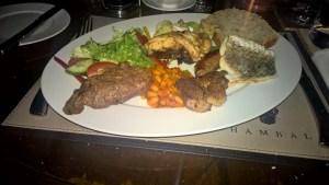 Zulu Camp at Shambala BBQ