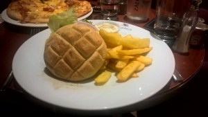 Sofitel Athens Airport Dinner