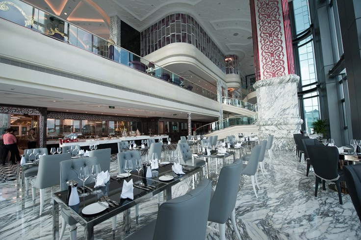 The Reverie Saigon Café Cardinal