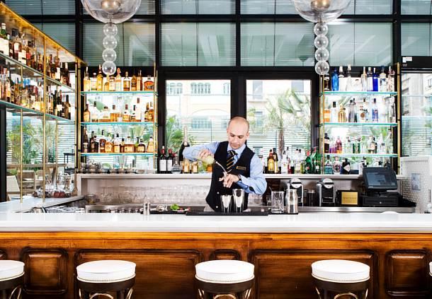 Cotton House Barcelona Cocktail Bar