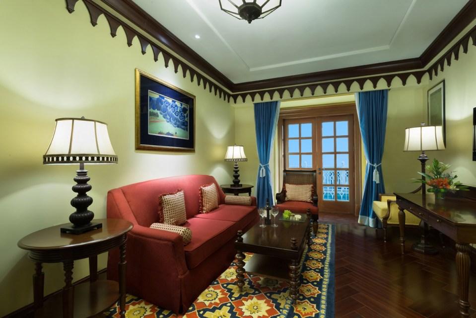ITC Grand Bharat Deluxe Suite