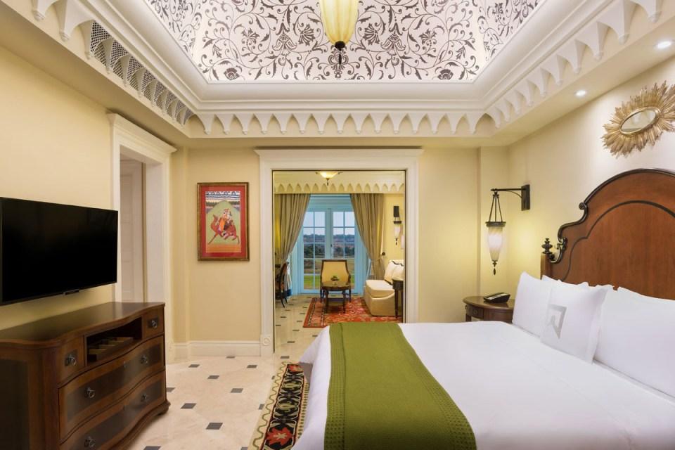 ITC Grand Bharat Deluxe Terrace Suite