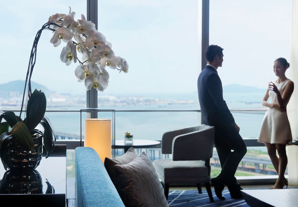 JW Marriott Shenzhen Bao'an Executive Lounge