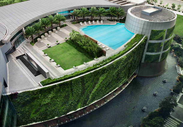 JW Marriott Shenzhen Bao'an Exterior