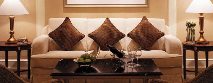 Shangri-La Bengaluru Governor Suite