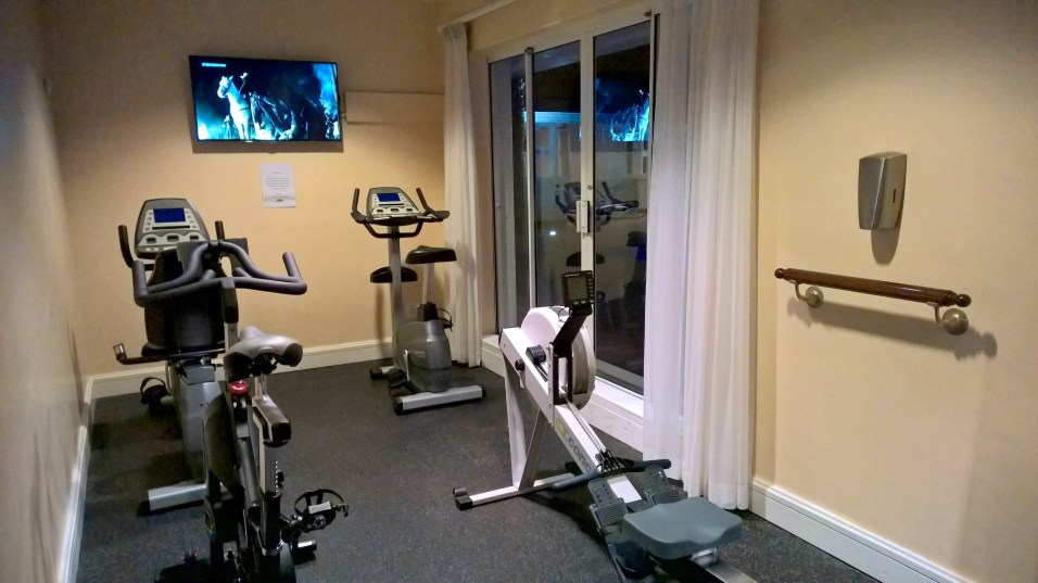 The Table Bay Hotel Cape Town Gym