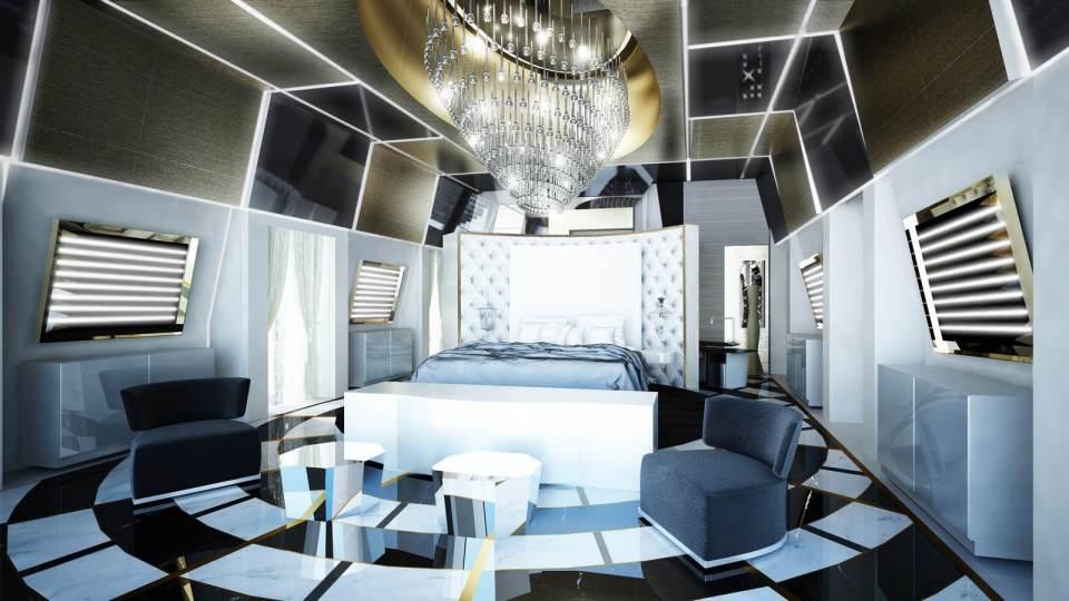 Excelsior Hotel Gallia Milan Katara Suite