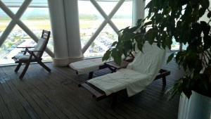 Sofitel Athens Airport Loungers