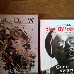 SLOW Lounge Johannesburg Magazines