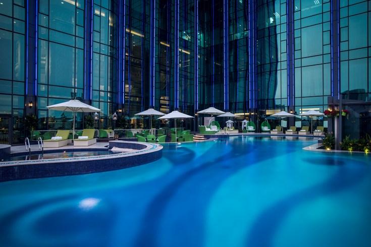 The Reverie Saigon Outdoor Pool