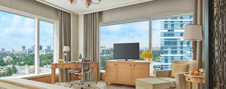 Shangri-La Bengaluru Panorama View Room