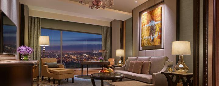 Shangri-La Bengaluru Premier Suite