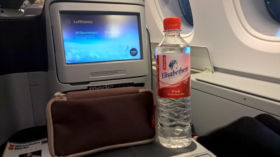 Lufthansa Busines Class Amenity Kit