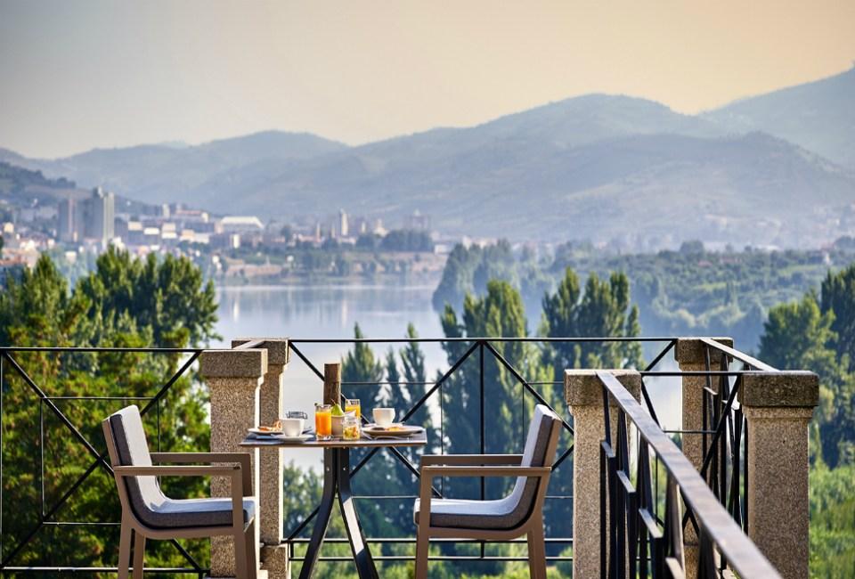 Six Senses Douro Valley Terrace