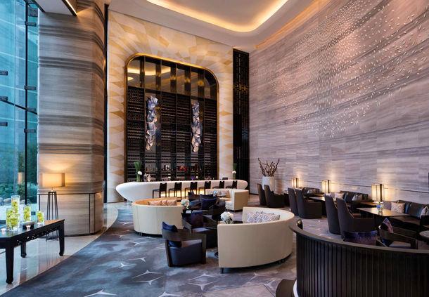 JW Marriott Shenzhen Bao'an The Lounge