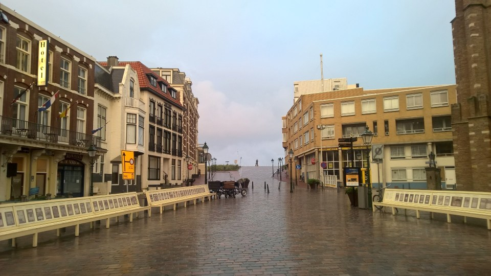 Running in The Hague