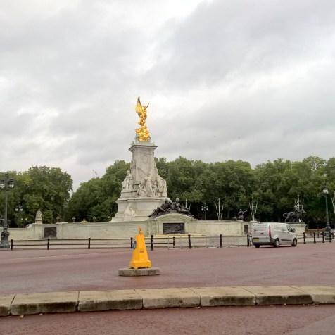 Runnign in London