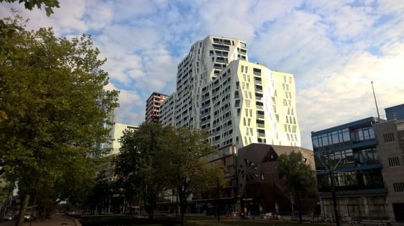 Running in Rotterdam