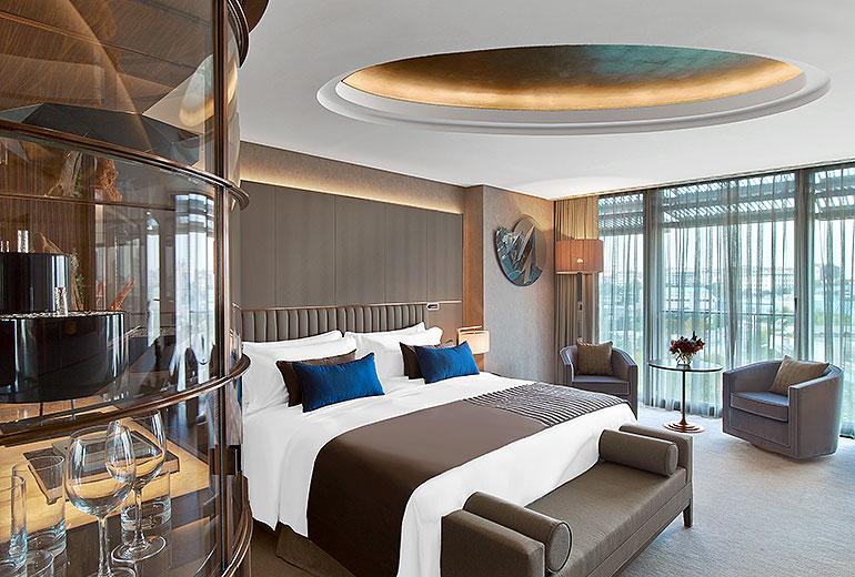 St. Regis Istanbul Deluxe Room