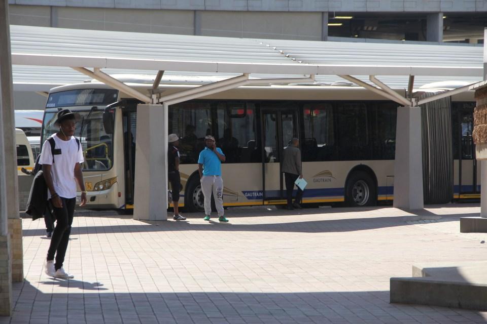 Gautrain Bus Johannesburg