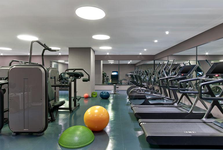 St. Regis Istanbul Gym