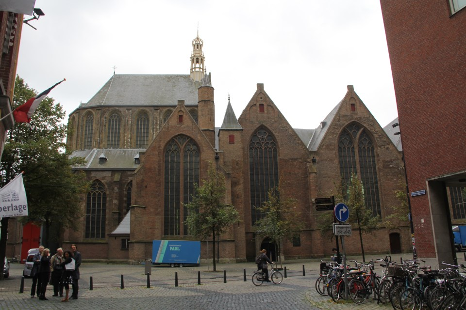 Kloosterkerk The Hague