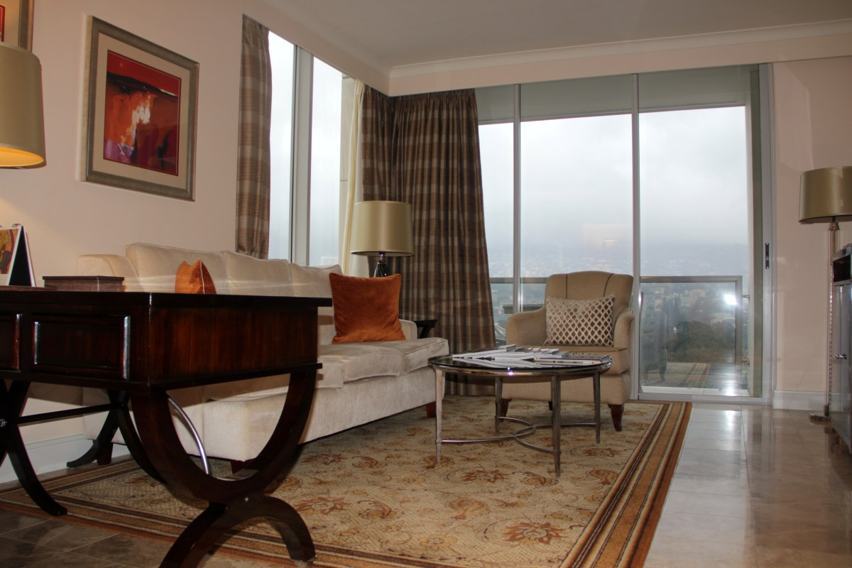 Tower One Bedroom Suite Taj Cape Town
