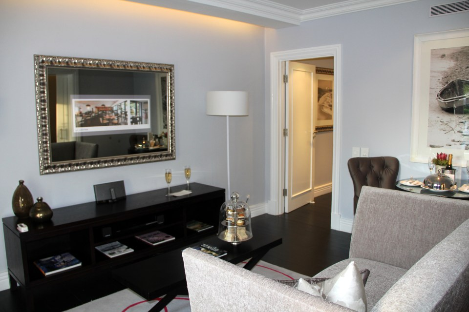 Manor House at Fancourt Homewood Suite