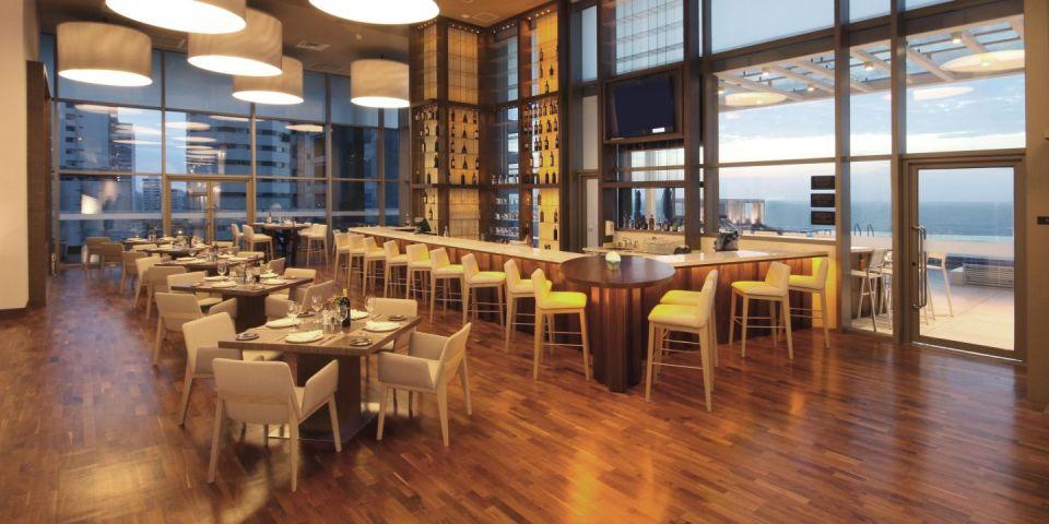 InterContinental Cartagena Oceanika Lounge Bar
