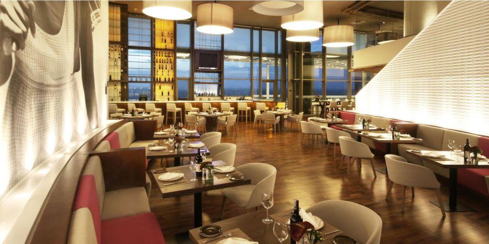 InterContinental Cartagena Oceanika Lounge Restaurant
