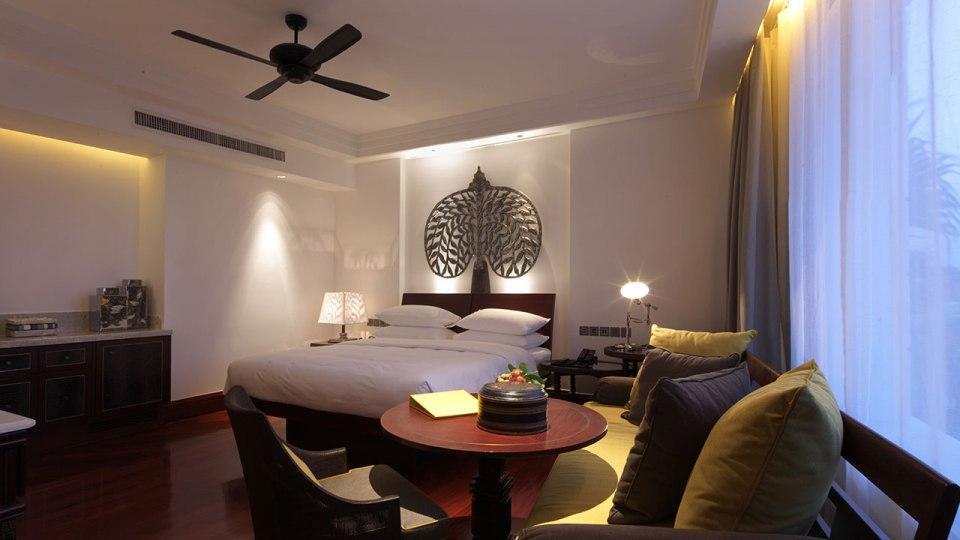 Park Hyatt Siem Reap Park Deluxe Room