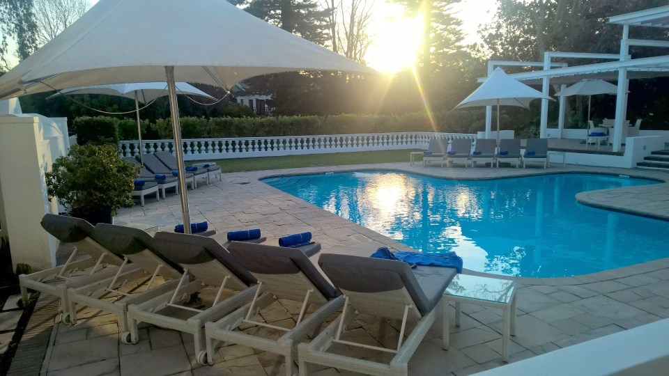 Manor House at Fancourt Pool
