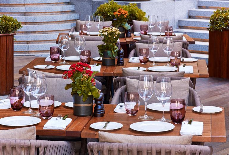 St. Regis Istanbul St. Regis Brasserie