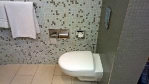 Lufthansa Senator Lounge Frankfurt Toilet