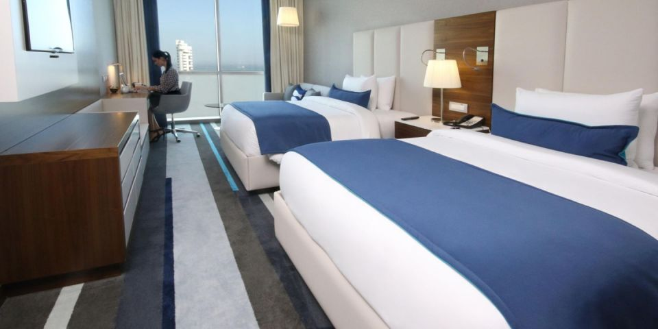 InterContinental Cartagena Twin Room