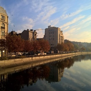 Running in Bucharest