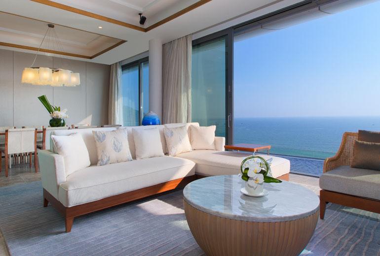 Westin Blue Bay Resort Ambassador Ocenfront Suite
