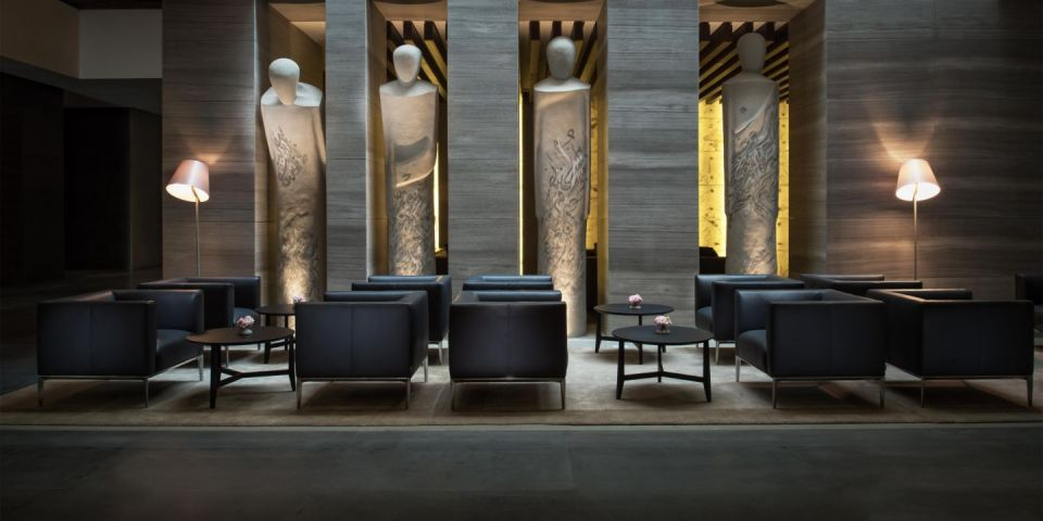 InterContinental Dubai Marina Bar and Lounge
