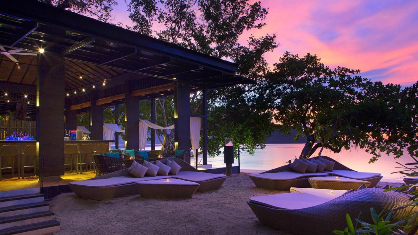 The Andaman Langkawi Beach Bar