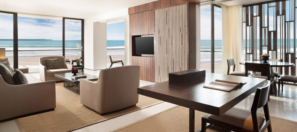 Alila Seminyak Bali Beach Suite