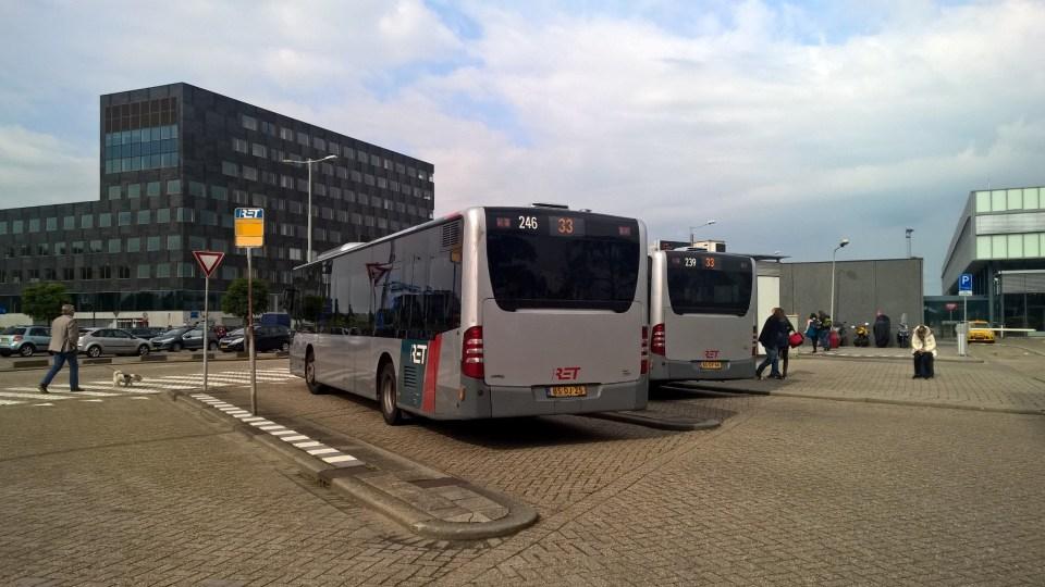 Bus Rotterdam