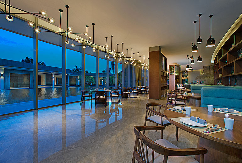 Westin Blue Bay Resort Five Sen5es