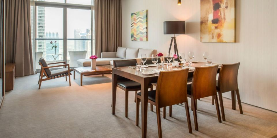 InterContinental Dubai Marina Residence Suite
