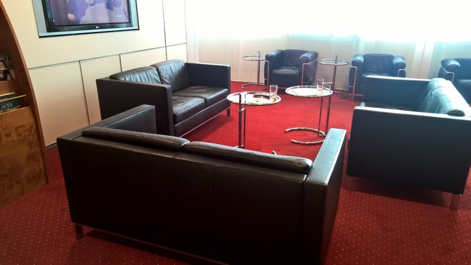 Atlantic Lounge Munich Seating